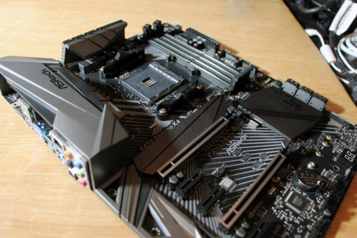 ASRock Fatal1ty X470 Gaming K4 Review