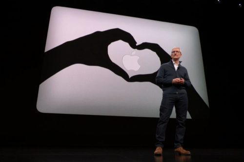 MacBook Air 2018 announced: 13.3-inch Retina Display, Touch ID, Siri, and two USB-C ports