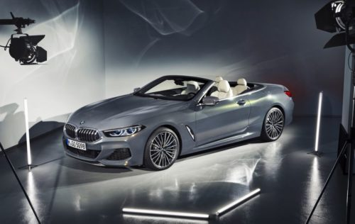 2019 BMW 8 Series Convertible revealed: This is the M850i droptop