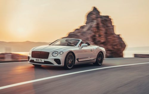 2019 Bentley Continental GT Convertible revealed: 207mph droptop luxury