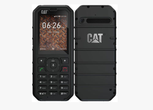 Cat B35 review