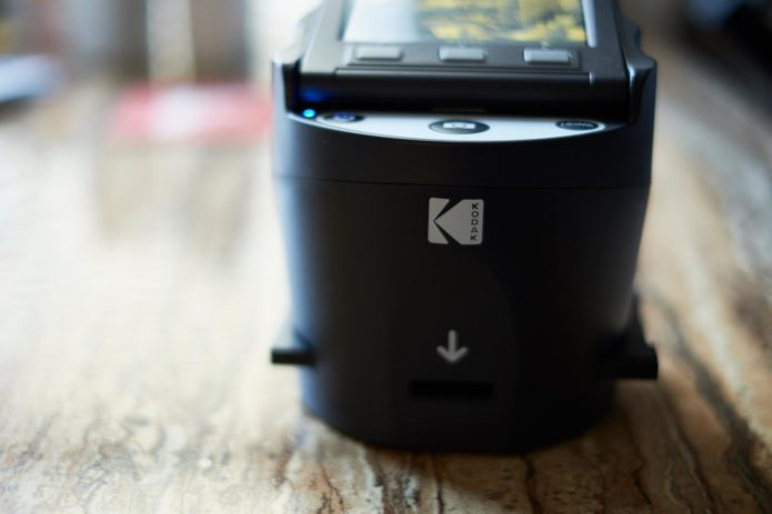 Kodak Scanza film scanner review : Easy-to-use, but overpriced