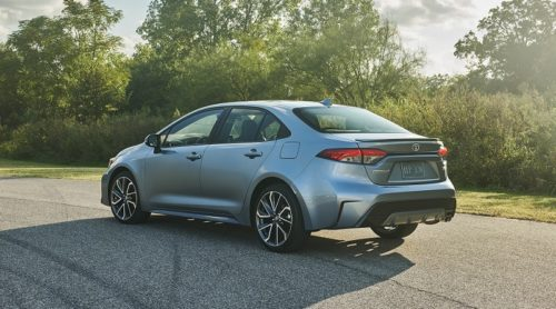 2020 Toyota Corolla: Everything You Need to Know About the Redesign