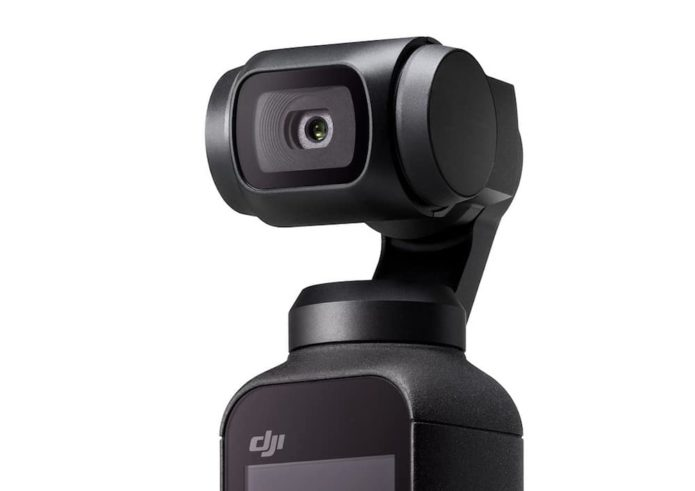 DJI Osmo Pocket Gimbal Announced, Price $349