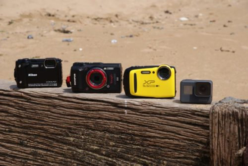 Best Waterproof Cameras 2018: Find the perfect compact for your holiday backpack