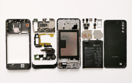 Honor Magic 2 teardown reveals its magic tricks