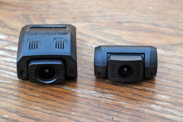 Aukey 1080p Dual Stealth Dash Cams DR02D Review