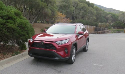 2019 Toyota RAV4 Gets More Rugged While Upping the Power & MPG