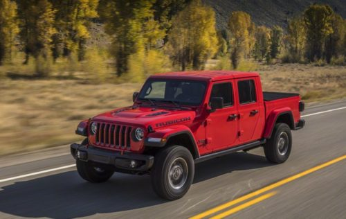2020 Jeep Gladiator pickup pairs Wrangler style with go-anywhere 4×4