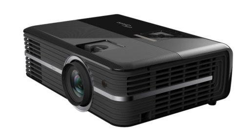 Optoma's 4K UHD51ALVe projector supports Alexa