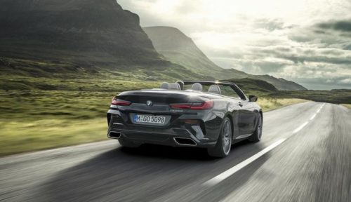 BMW 8 Series Convertible: A Slick, 523-Horsepower Bimmer New for 2019