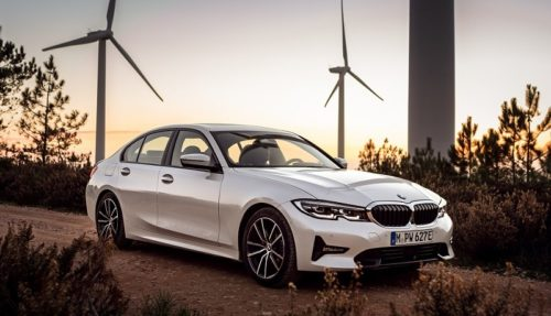2020 BMW 330e: Here Comes a 3 Series Plug-in With Real EV Range