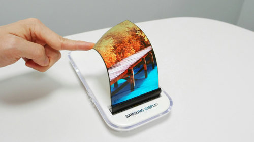 Samsung Galaxy F: What's the story on Samsung's foldable phone?
