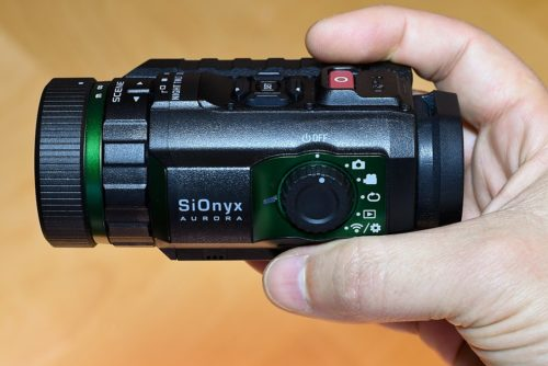 Review: Color night vision with the SiOnyx Aurora