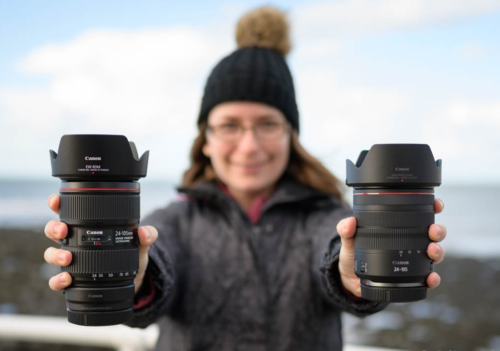 Canon RF 24-105mm f/4 vs EF 24-105mm f/4 II – The complete comparison