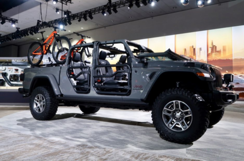 Charmingly brash, the 2020 Jeep Gladiator is just what it needs to be