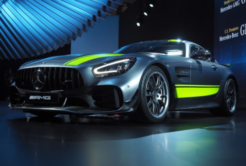 The 2020 Mercedes-AMG GT R PRO speeds smarter with lavish new aero