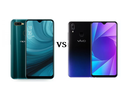 VIVO Y95 vs OPPO A7 specs comparison