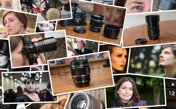 The Best Micro Four Thirds Portrait Lenses (Olympus / Panasonic)