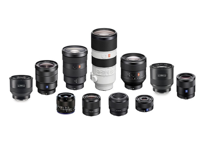 Best Lenses for Sony E-mount Cameras in 2018