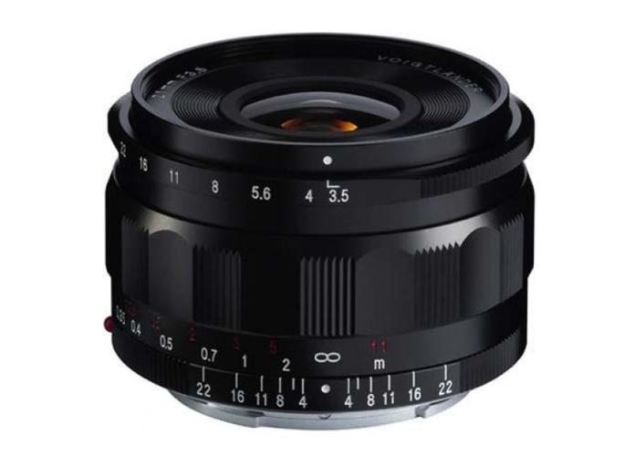 Voigtlander 21mm F3.5 Color-Skopar Review