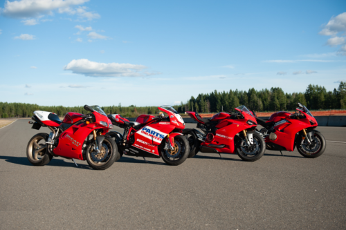 The Ultimate Ducati Superbike Comparison: From The 916 To The Panigale V4 S