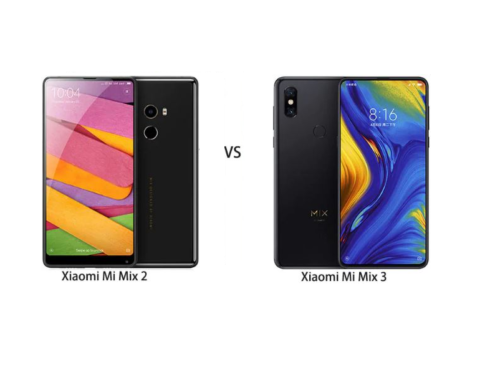Xiaomi Mi Mix 2($656) vs. Xiaomi Mi Mix 3($599): Is the New Sliding Screen Smartphone worth buying?