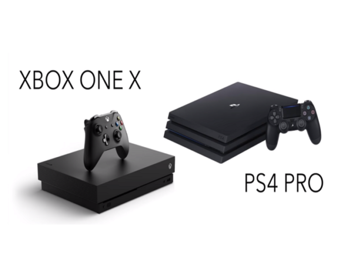 Xbox One X vs PS4 Pro: Which 4K console should you buy right now?
