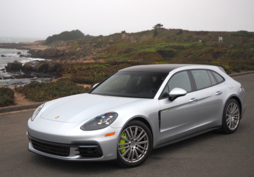 The 2018 Porsche Panamera 4 E-Hybrid Sport Turismo is the perfect hybrid