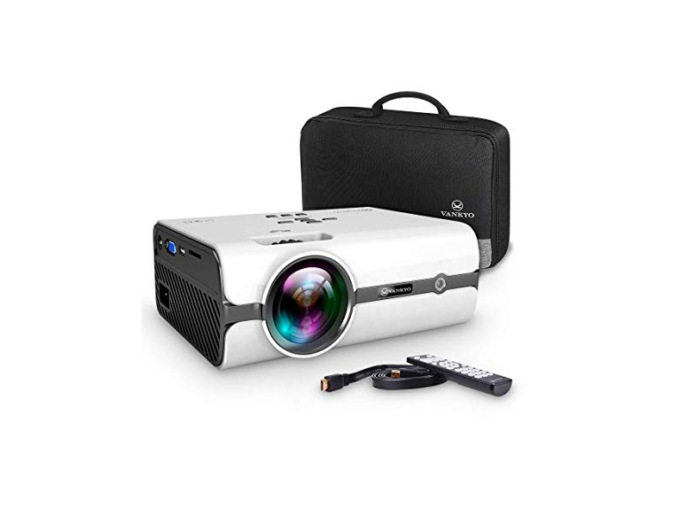 VANKYO Leisure 410 Portable Projector Review