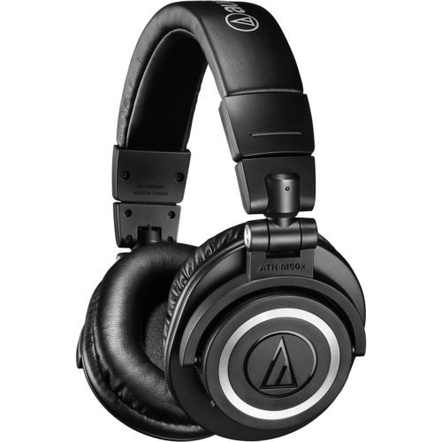 Audio-Technica ATH-M50xBT headphones review