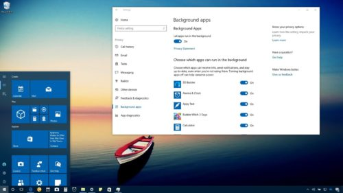 How to open Windows Store apps on startup in Windows 10