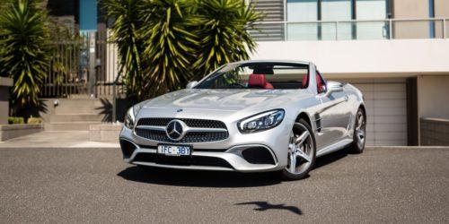 2019 Mercedes-Benz SLC Class Review