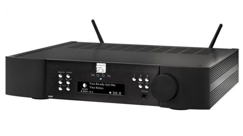 Moon 390 streaming preamplifier review
