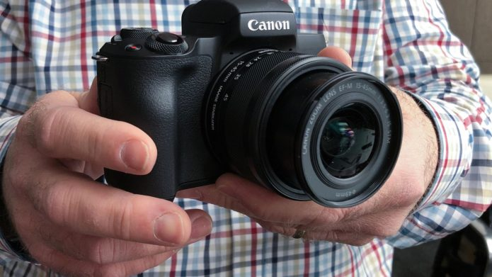 10 Five ways the Canon EOS R could be improved (hint: it's all about the operation)