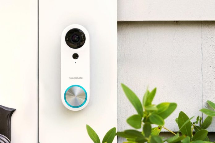 SimpliSafe Video Doorbell Pro review: Sharp video leaves a positive impression