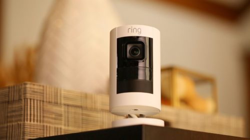 Ring Stick Up Cam Wired (2018) review: Ring finally has an indoor security camera