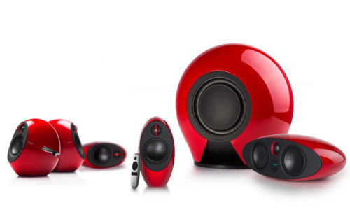 Edifier e255 Luna E 5.1 Surround Sound Home Theater System Review