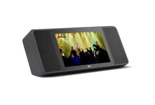 LG XBOOM ThinQ WK9 smart display review