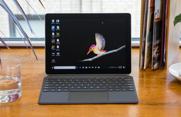 Microsoft adds LTE options to the Surface Go, making it the always-connected PC it should be