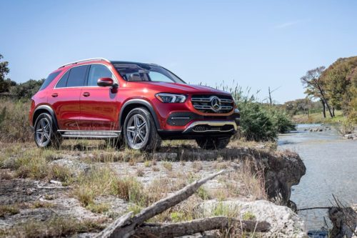 2019 Mercedes-Benz GLE 300d, 400d, 450 Review : International Launch