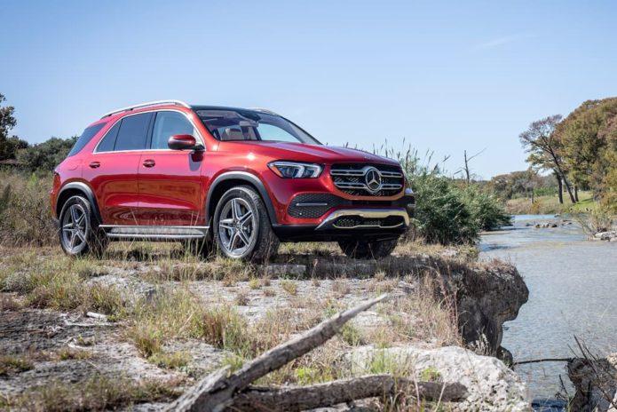 2019 Mercedes-Benz GLE 300d, 400d, 450 Review : International Launch