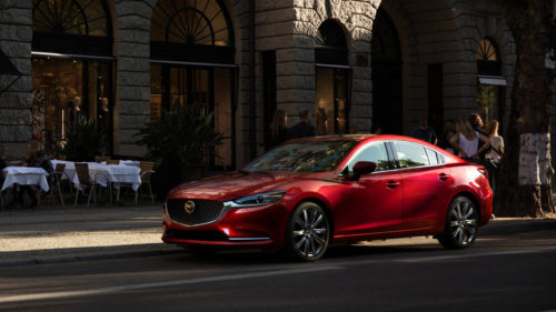 2019 Mazda6 Signature Turbo review