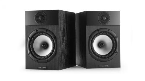 Fyne Audio F300 review