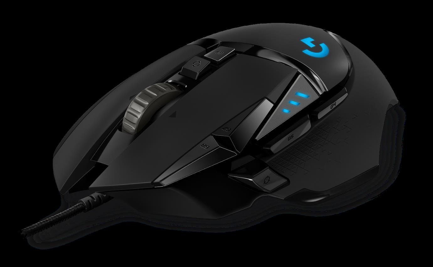 Logitech G502 Hero Review A Slight Improvement On An Old