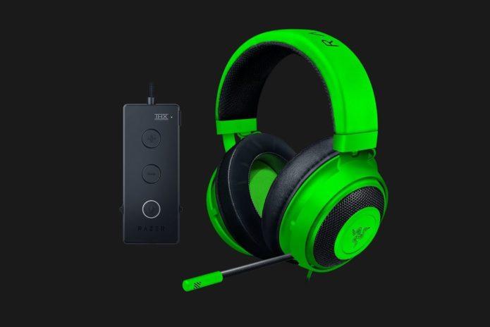 Razer Kraken Tournament Edition Gaming Headset Review