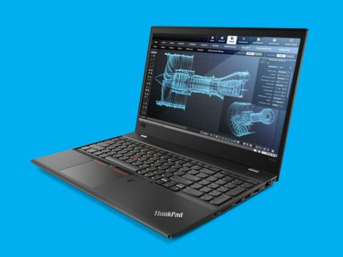 Lenovo ThinkPad P52 review – workstation with brand new hardware and old school look