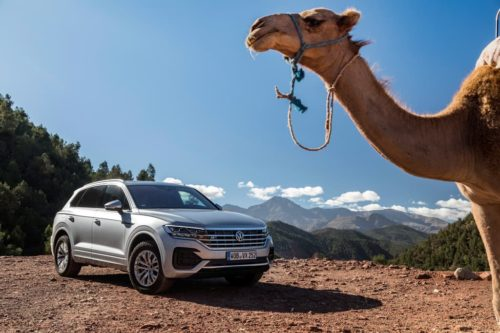 2019 Volkswagen Touareg Review : International Launch