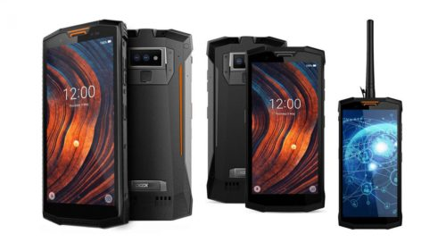 Doogee S80 rugged smartphone review