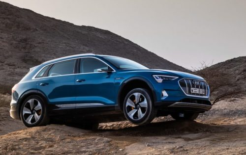 2019 Audi e-tron SUV First Drive Review